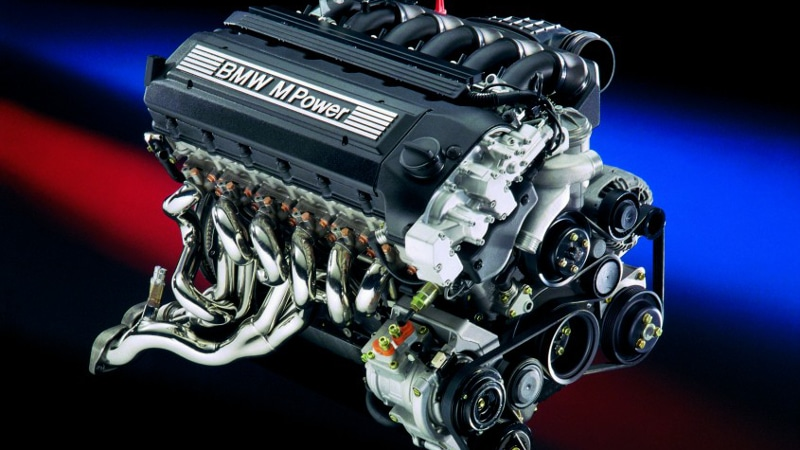 установка более мощного контрактного мотора
