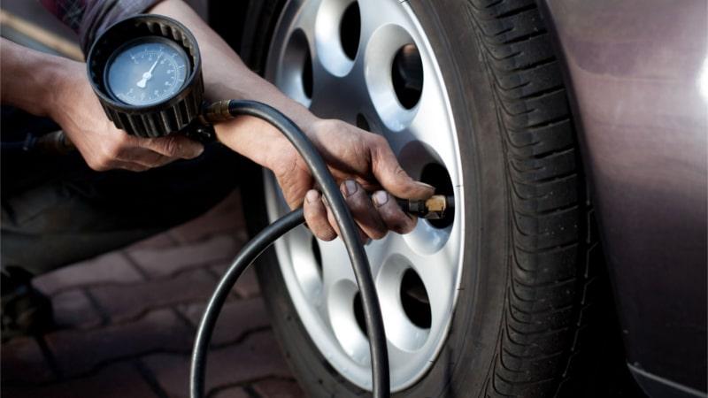 правильное давление в шинах для снижения расхода