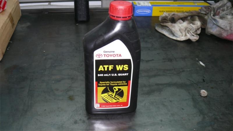 какое масло лить в автоматическую коробку