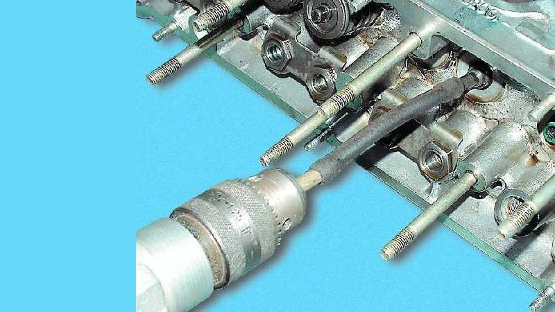 Притирка клапанов двигателя. Как правильно сделать? (Картинки)