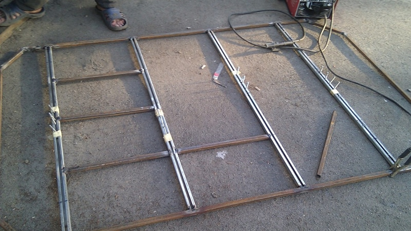 изготовление багажника на крышу авто