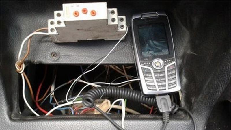 gsm сигнализация для авто
