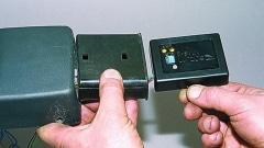 инсталляция микроволнового датчика