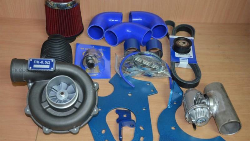 комплект турбонаддува для ВАЗ