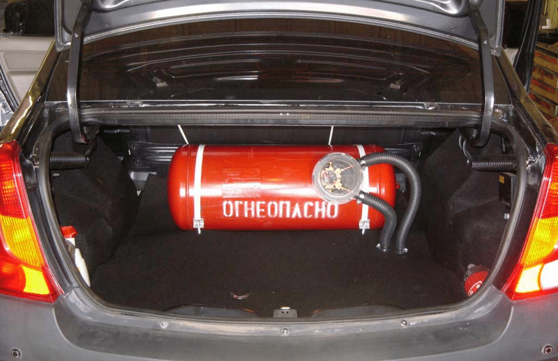 как выяснить, что лучше газ или бензин