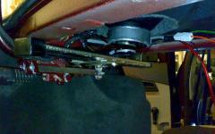 устанавливаем электропривод багажника своими руками