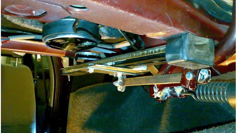 Электроподъемник багажника своими руками