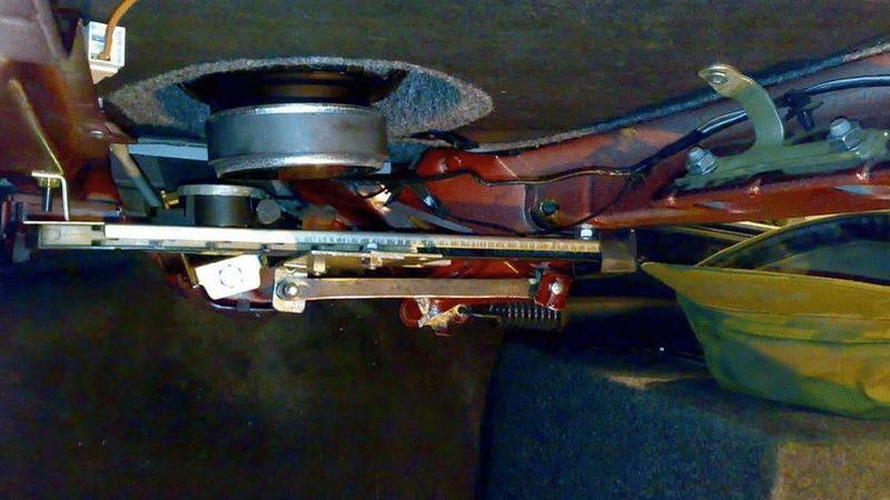Система открывания багажника своими руками 46