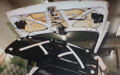 где взять детали на электропривод замка багажника