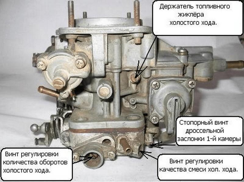 почему глохнет бензиновый двигатель после запуска