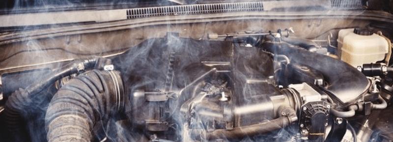 какие бывают причины перегрева двигателя