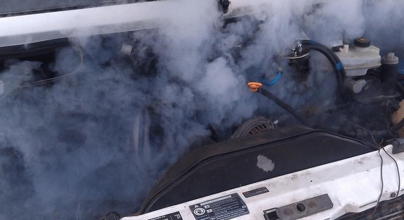 в чем причины перегрева двигателя