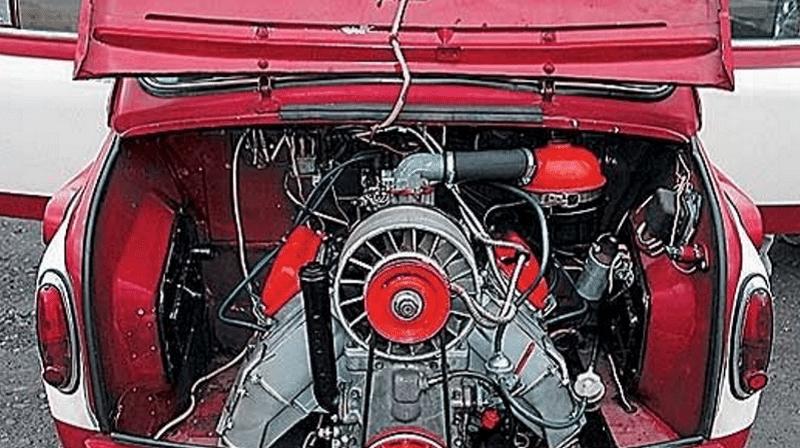 как работает система охлаждения бензинового двигателя