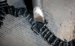 как выполняется ремонт бампера своими руками