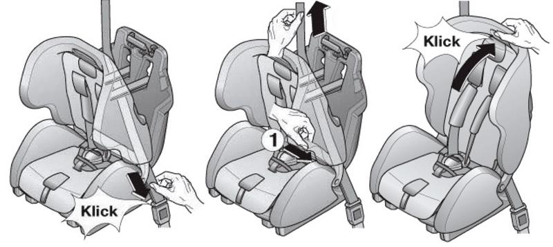 кем устанавливается штраф за детское кресло