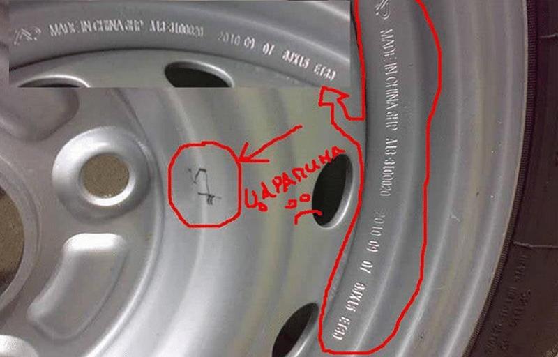 что такое вылет колесного диска