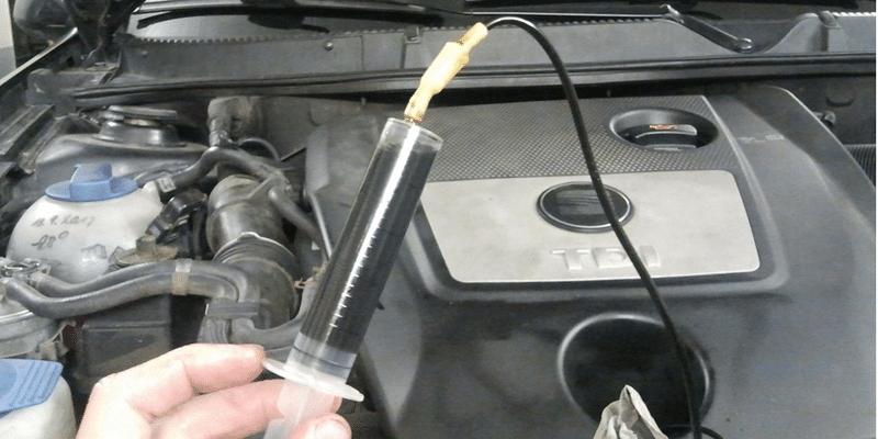 последствия перелива моторного масла в двигатель