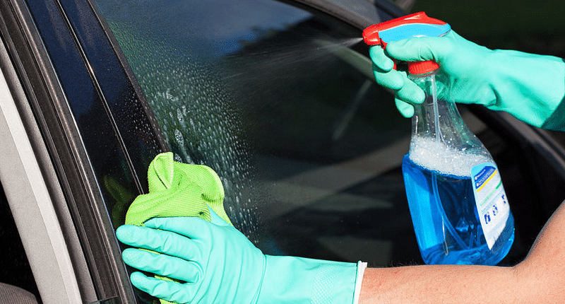 какое применить средство для чистки салона автомобиля своими руками