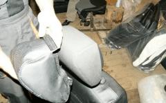 как можно быстро и правильно одеть чехлы на сиденья автомобиля
