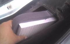 можно ли самостоятельно сделать замену салонного фильтра