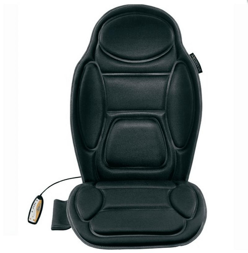 как действует на спину массажная накидка на автомобильное кресло