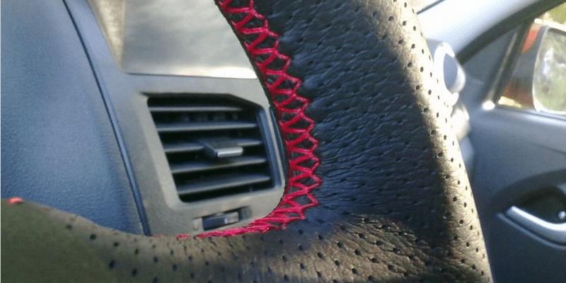 как сделать оплетку на руль своими руками для легковушки