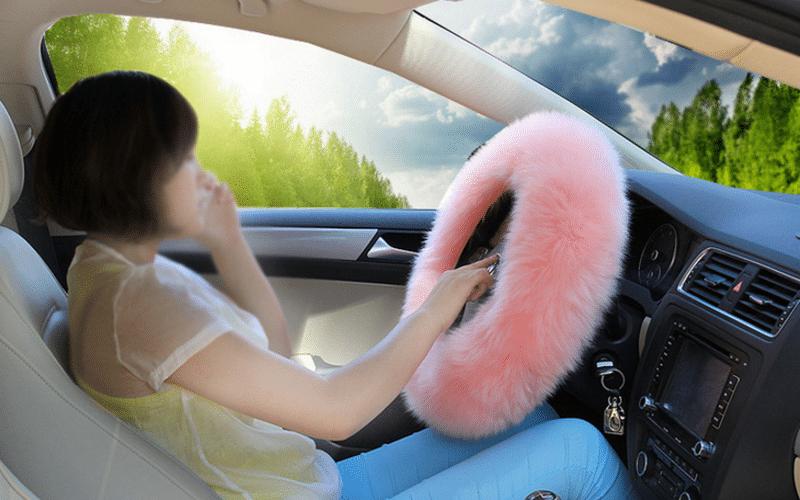 как быстро и качественно сделать оплетку на руль своими руками