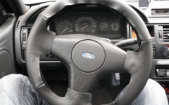 как сделать оплетку на руль своими руками для ВАЗ