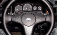 как сделать бесплатно оплетку на руль своими руками