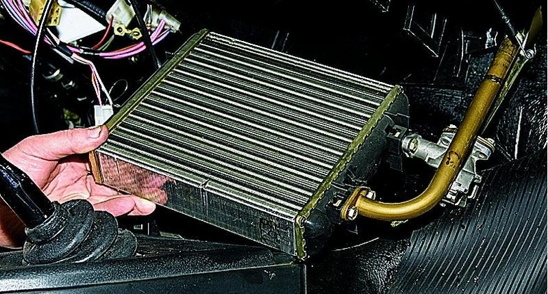 почему может не работать печка в авто