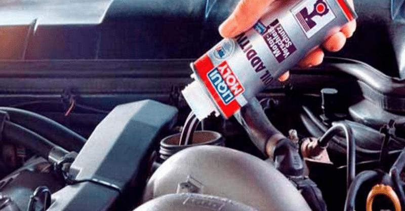 какие бывают присадки в масло двигателя