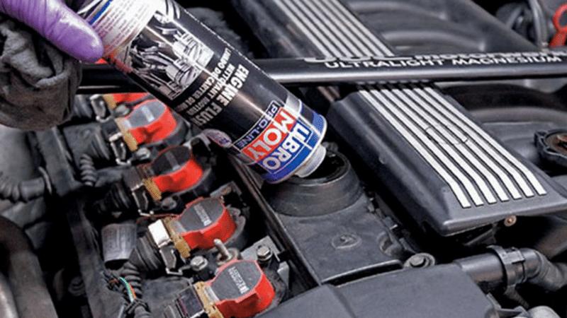 какое нужно промывочное масло для двигателя