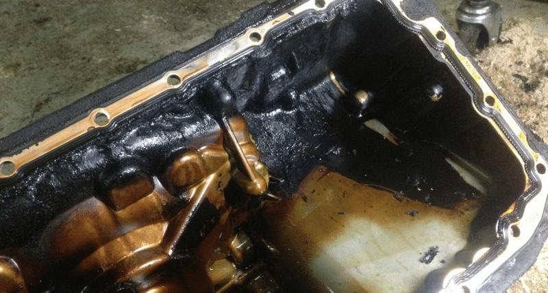 как самостоятельно промыть двигатель