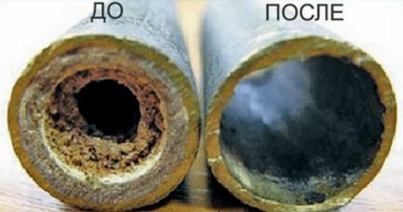 чем можно промыть систему охлаждения двигателя