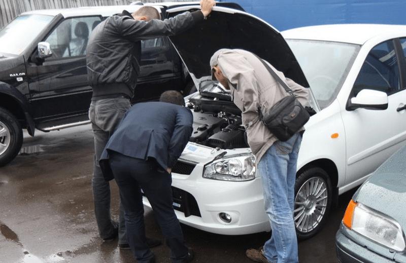 как правильно покупать автомобиль с рук