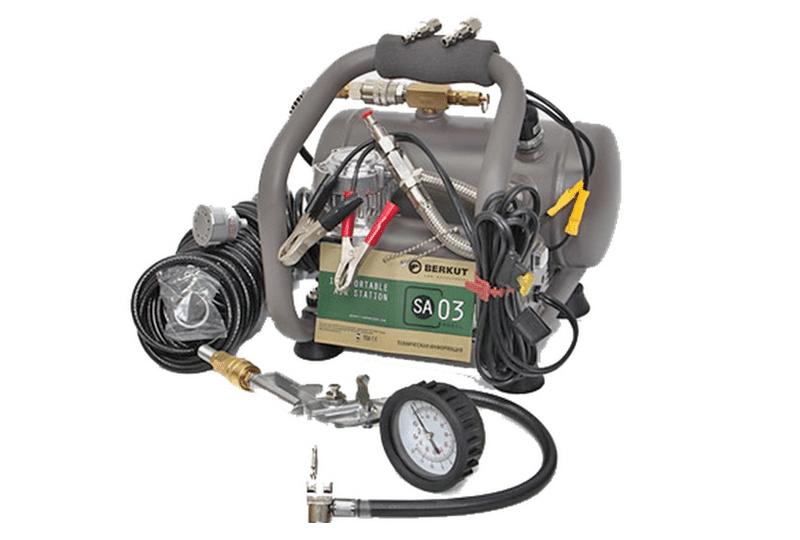 каким образом надо выбрать автомобильный компрессор