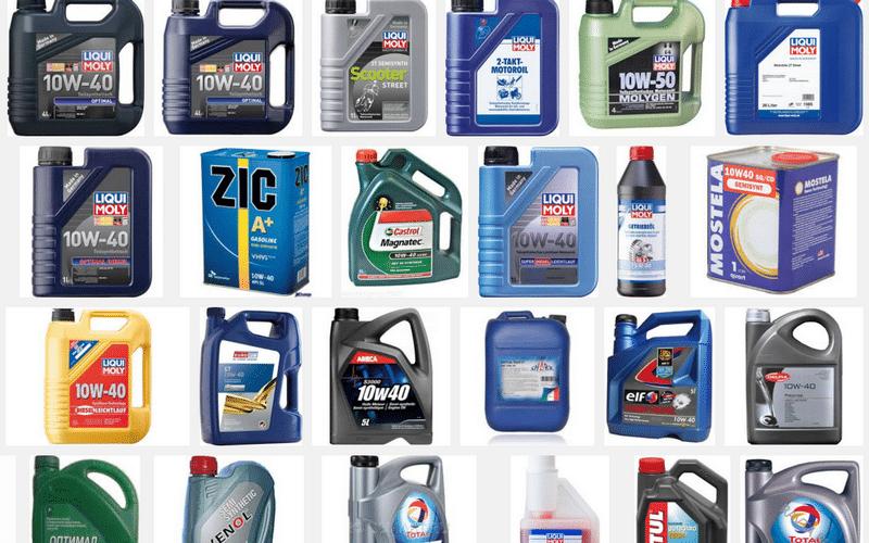 каким образом делается подбор моторного масла по марке автомобиля