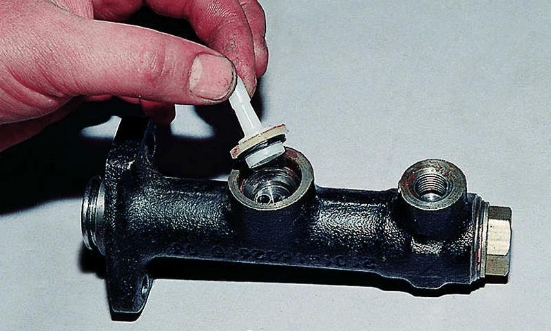 как подобрать ремкомплект главного цилиндра сцепления