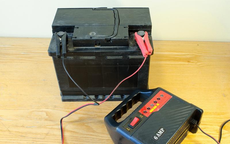 как проходит зарядка необслуживаемого аккумулятора автомобиля в домашних условиях