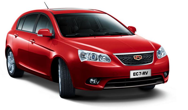 как выглядят китайские марки автомобилей