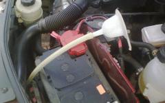 куда лить масло для механической коробки передач