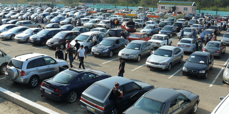где самые дешевые автомобили в России
