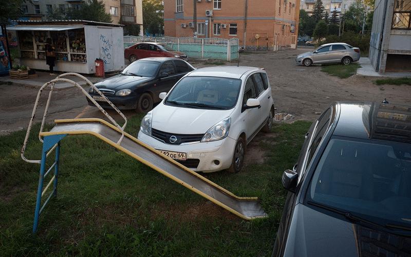какой платится штраф за неоплаченную парковку