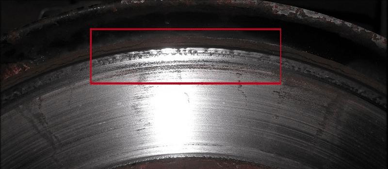 как работает станок для проточки тормозных дисков без снятия