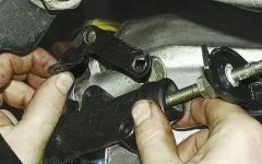 как делается ремонт рабочего цилиндра сцепления