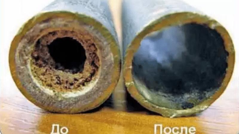 как эффективно прочистить радиатор печки