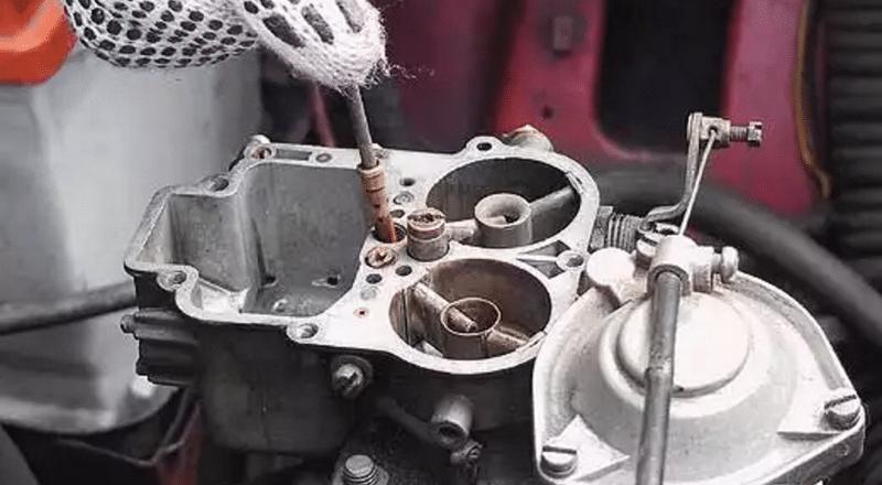 чем можно промыть карбюратор
