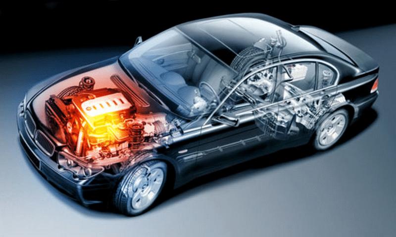 что делать, когда обнаружил неисправности системы охлаждения двигателя