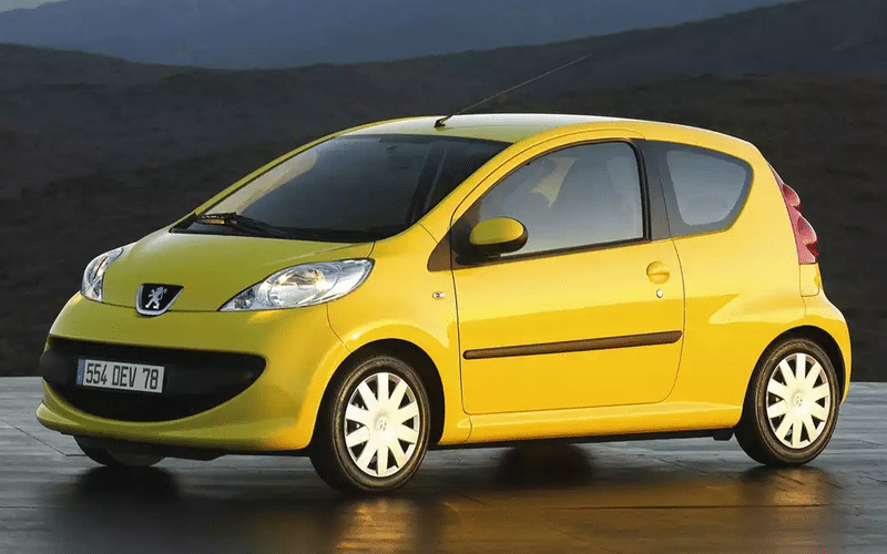 у какой машины самый маленький расход топлива