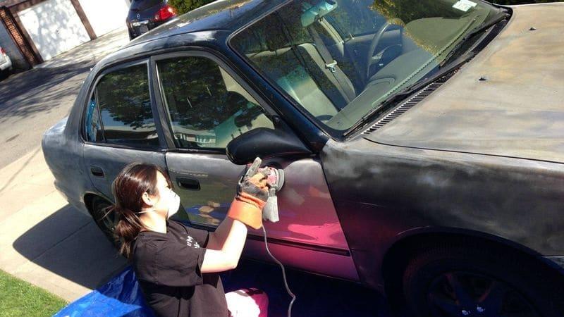 Какой компрессор для покраски автомобиля выбрать